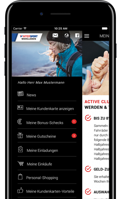 app-menue